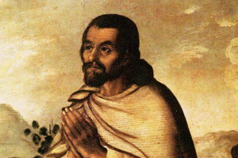 Św. Juan Diego i Matka Boża z Guadelupe