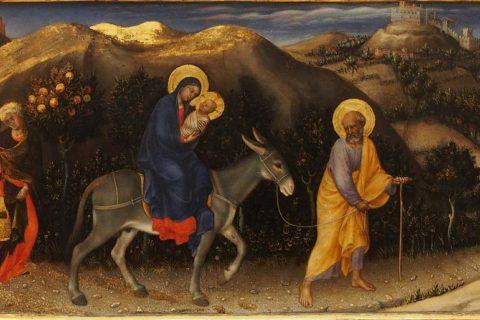 Myśl o Chrystusie, tułaczu i cudzoziemcu