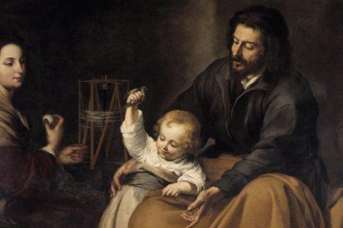Telegram do św. Józefa. Prośba o szybki ratunek