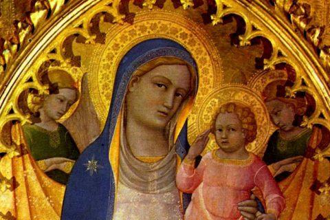 O Maryjo, nosicielko ognia…