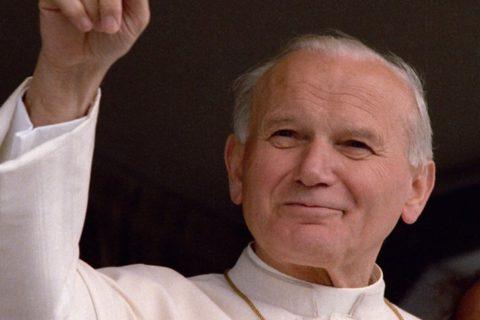 Młody Karol Wojtyła i kobiety