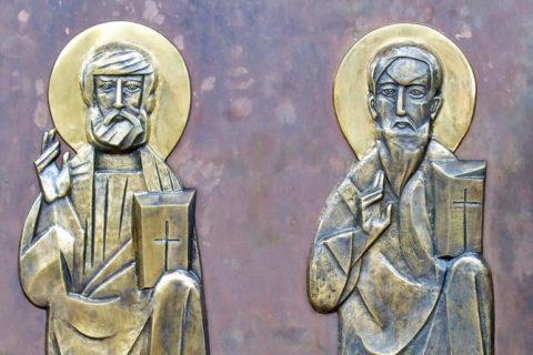 Piotr i Paweł – nie byli bez skazy