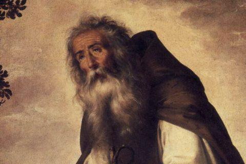 Św. Antoni Wielki i Koptowie