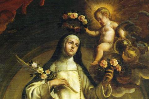 Śmierć i pierwszy cud św. Róży z Limy