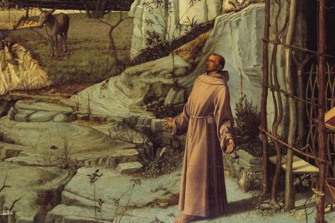 Modlitwa św. Jana Pawła IIdo św. Franciszka